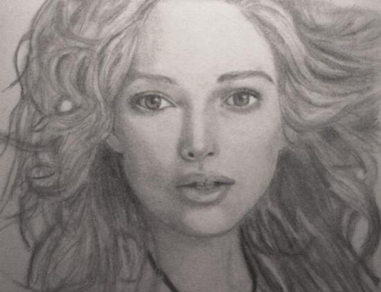 Keira Knightley par SunrisePearl